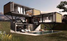 intrio architects   metallic