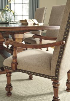 The Gaylon Dining Room Table From Ashley Furniture HomeStore AFHS