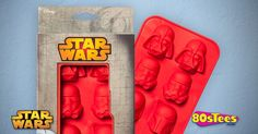 Star Wars Ice Cube Tray made by ICUP Inc. in collections: 80s Movies: Star Wars