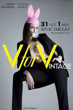V for Vintage se reinventeaza! — Read My Mind My Mind, Mindfulness, Reading, Vintage, Innovation, Vanity, Posts, Design, Woman