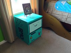 Adventure Time Bedroom Project