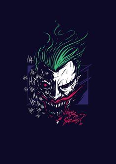 Joker by Steven Toang