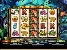Desfrute agora nosso novo online grátis Caça-Níqueis Mad Mad Monkey - http://cacaniqueis77.com/free-online-slot-mad-mad-monkey/ - http://cacaniqueis77.com