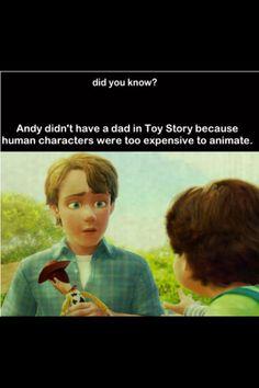 I wondered why