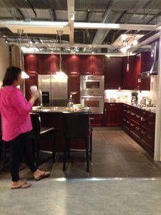 Ikea Showroom Kitchen | Ikea Kitchen Showroom | Pinterest | Kitchen  Display, Showroom And Ikea Showroom