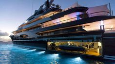 Top 5 Exterior Designers of Largest Superyachts