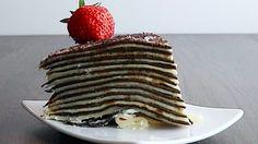 Pancake Baumkuchen