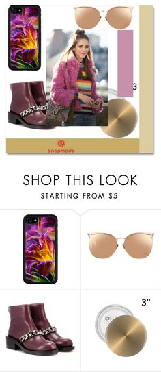 """""""Snapmade #5/3"""" by s-o-polyvore ❤ liked on Polyvore featuring Linda Farrow and Givenchy"""