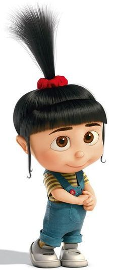 *AGNES ~ Despicable Me,                                                                                                                                                                                 More