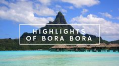 This week's featured blog is a destination close to both our hearts!  Check it out @:  www.thegirlswhowander.com Bora Bora, Tahiti, The Girl Who, Check It Out, Wander, Highlights, Blog, Hearts, Highlight