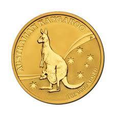 24K Australian Kangaroo .999 purity