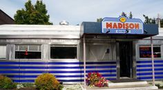 Madison Diner - Bainbridge Island, WA
