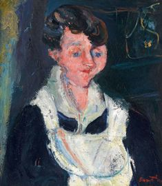 Chaïm Soutine: the Butcher, the Baker, theCandlestickMaker | by Lucy Scholes | NYR Daily | The New York Review of Books