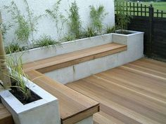 Most Beautiful Backyard Landscaping Ideas – Select Your Outdoor Bench 9 - All For Garden Backyard Seating, Backyard Patio Designs, Garden Seating, Backyard Landscaping, Outdoor Seating, Landscaping Ideas, Patio Ideas, Garden Bench Seat, Yard Ideas