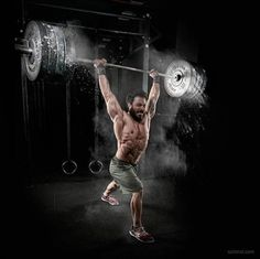 Crossfit Photography on Behance Fitness Motivation Photo, Fitness Gym, Physical Fitness, Health Fitness, Mens Fitness, Crossfit Motivation, Health App, Mental Health, Crossfit Photography