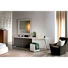 Cattelan Italia Escritorio Dandy Desk Escritorio de diseño Dandy Desk de Cattelan Italia. Fabricado en madera y acero de color blanco. Se requiere la...