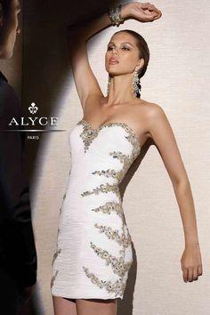 Alyce Homecoming 4299