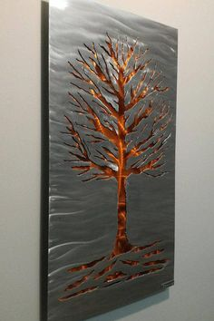 modern wall sculpture tree of life contemporary metal art modern wall decor metal wall art metal wall sculpture tree art sculpture, wood tree of life wall decor Metal Tree Wall Art, Metal Wall Decor, Diy Wall Decor, Wood Wall Art, Tree Wall Decor, Tree Decorations, Christmas Decorations, Modern Wall Sculptures, Metal Wall Sculpture