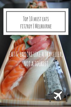 Top 10 Must Eats Fitzroy, Melbourne