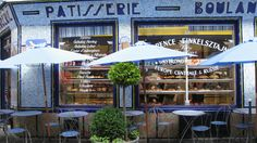 Patisserie, 4e Arrondissement