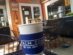 St Simons Island GA coffee shop