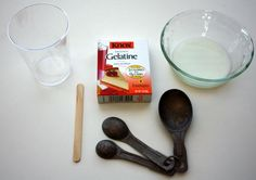Home Made Pore strips - without gelatin or eggs
