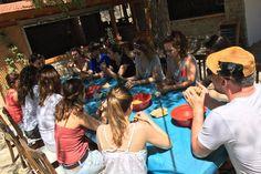 Koray Varol Akademi Datça'da Sanat Terapisi Atölye Çalışmamıza Katıldı
