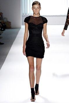 Michelle Smith Little black dress