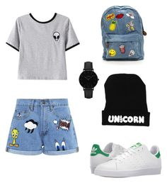 A fashion look from December 2016 featuring cuff shirts, short denim shorts and breathable sneakers. Browse and shop related looks. Shirt Cuff, Paul Joe, Petra, Denim Shorts, Fashion Looks, Adidas, Polyvore, Fun, Shirts