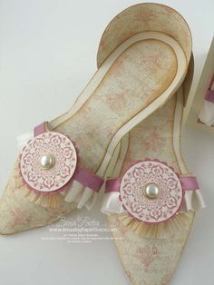 JustRite Shoes » 3D Projects » Amazing Paper Grace