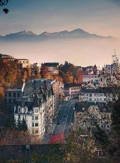 Lausanne. Suisse. *** Time for an adventure :) www.spectrumholidays.com.au