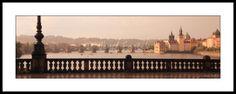 Fotoobraz - Vltava, Karlův most a Novotného lávka z mostu Legií, Praha, Česká republika. Foto: Josef Fojtík - www.fotoobrazarna.cz - https://www.facebook.com/josef.fojtik.photographer