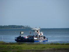 Portsmouth Island - Cape Lookout Nat Seashore, NC