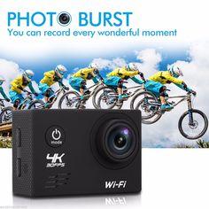 41.68$  Watch here - http://alitzs.shopchina.info/go.php?t=32804184466 - FSTONG 4K Action Camera 1080P FULL HD 16 Megapixel 170 Degree Wide Angle Lens Go Waterproof Pro Sports Cam SZAC002-1  #aliexpresschina