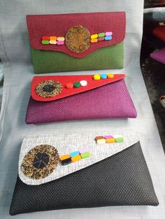 African Bracelets, Beaded Bracelets, Necklaces, Clutch Bag, Continental Wallet, Chokers, Earrings, Leather, Bags
