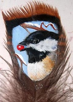 A Little Chickadee by Gail Savage