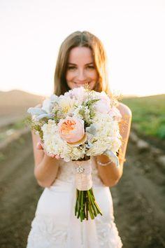 via Style Me Pretty by Marianne Wilson Photography Barros Barros Arevalo Gardens Chic Wedding, Floral Wedding, Wedding Flowers, Dream Wedding, Bouquet Wedding, Wedding Cakes, Wedding Dresses, Wedding Photography Inspiration, Wedding Inspiration