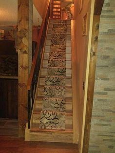 Discount Carpet Runners For Stairs Carpet Runner, Rug Runner, Pink Carpet, Flooring Near Me, Stair Makeover, Carpet Stairs, Wood Laminate