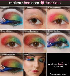 Step-By-Step Tutorial for Scarlet Macaw