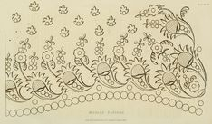 EKDuncan - My Fanciful Muse: Regency Era Needlework Patterns de la Repository Ackermann 1826 - 1828