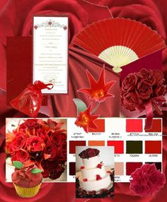 Wedding Color and ThemeBoards