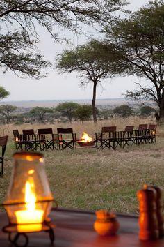 Dunia Camp - Serengeti National Park, Tanzania