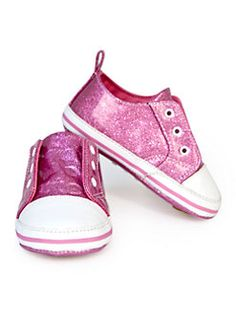 Trumpette - Infant's Glitter Tennis Shoes