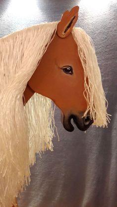 Unicorn Rocking Horse, Wooden Horse, Looks Cool, Kentucky Derby, Ladybug, Woodworking, Decoration, Diy Crafts, Horses