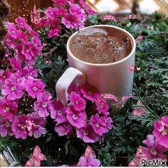 DOBRO JUTRO Coffee Cafe, Starbucks Coffee, Costa Coffee, Coffee Flower, Good Morning Coffee, Gd Morning, Coffee Images, Coffee Heart, Breakfast Tea