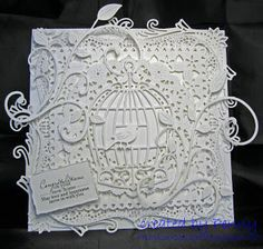 #cheeryld Doilies Challenge Winner -  The chosen winner of our Doilies Challenge is Penny! http://cheerylynndesigns.blogspot.com/2013/08/doilies-challenge-winner.html