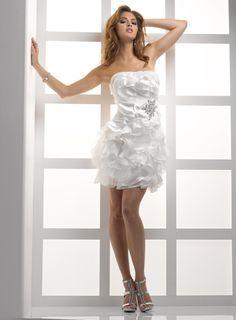Sottero and Midgley: Tayla Leigh | Short Wedding Dress |