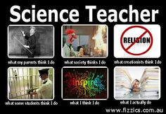 Science teachers meme
