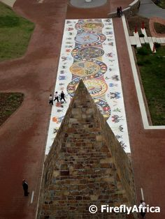 The Donkin Mosaic on Route 67