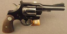 Colt Trooper Revolver 22 Longrifle Built 1968